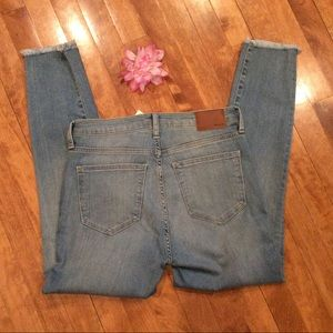 Madewell Jeans - Madwell jean size 28 button fly